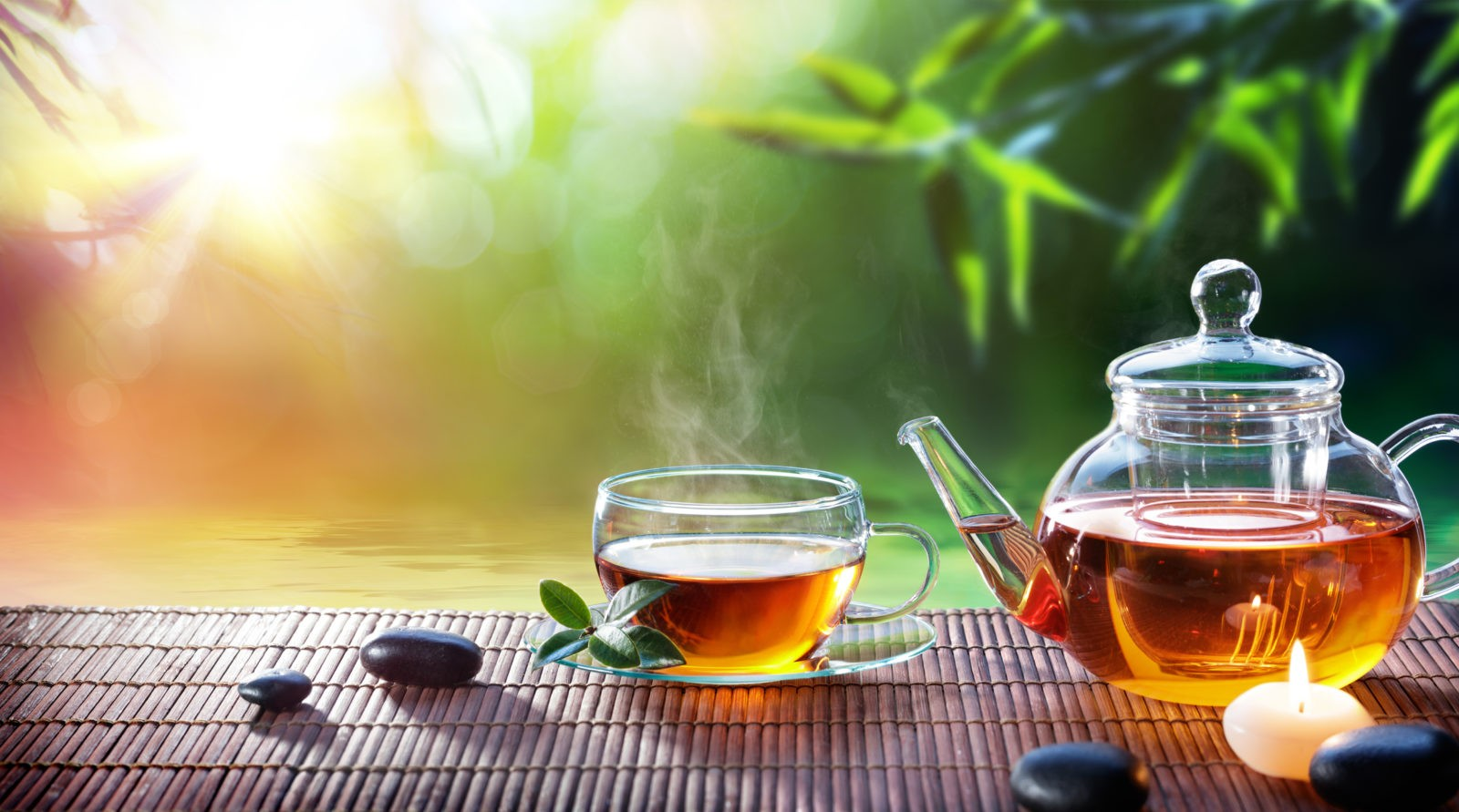 Teak Tea